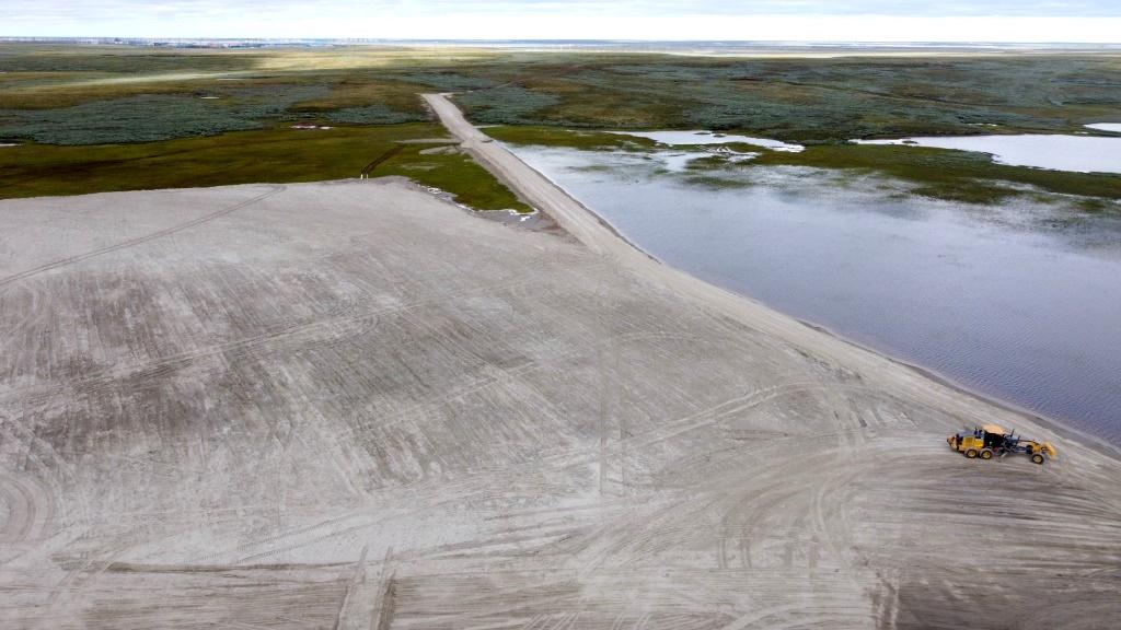 Комплекс подготовки и переработки газа (КППГ) Бованенковского нефтегазоконденсатного месторождения